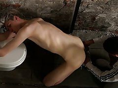 Bondage boy feet - Boy Napped!