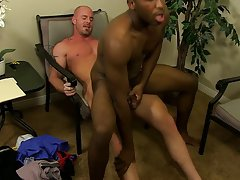 Comfortable cock hairy man gay and old old...