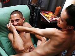 Guys drink cum on a dare and nice y twink fucking pic - Gay Twinks Vampires Saga!
