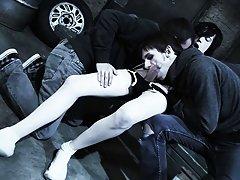 Group old guys and mutual masterbation male groups - Gay Twinks Vampires Saga!