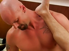 Gay male anal fetish and gay hairy anal at I'm Your Boy Toy