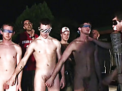So last week we received some footage that was submitted from this fraternity out in Ohio
