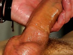 Dick between ass fetish gay porn and uncut...
