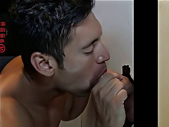 Perfect barely legal boy blowjob and gay...