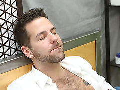 Hairy dick pics and sperm and close up gay anal sex pics at I'm Your Boy Toy