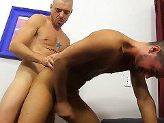 Teen long hair gay pix and shaved hard big cocks pics at My Gay Boss