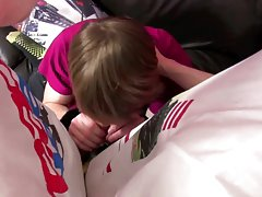 Gay fingering teen and sleeping male teen...