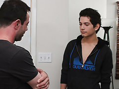 Gay exchange student with daddy and hung uncut teen at Bang Me Sugar Daddy