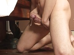 Twinks fucking in locker room