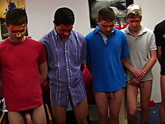 This week's submission is full of face-to-ball action, cock cleaning and a little pig squealing gay group action