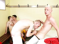 Bareback gay and gay bareback sex - Euro Boy XXX!