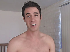 I told Austin his ass was lovely and he seemed to like hearing that christain male masturbation at Broke College Boys!