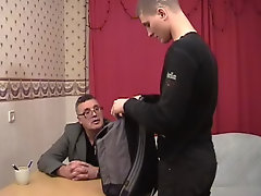 And secondly, because he had to meet with his old tutor whom he didn't like at all mature men masturbating