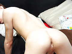 Angel pulls out just to cum on Kyler's used hole previous to jamming his sperm and rod right back in again hot football twinks bear ga
