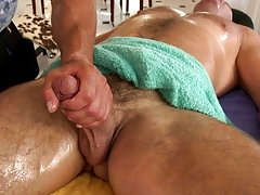 Well guess what he liked it and from there you know how it goes with your buddy Trace facials gay old chubby bear