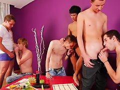Sex mpg group gang bang gay and gay anal groups at Crazy Party Boys