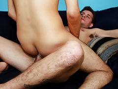 Free twink penis exam and cute fat twink...
