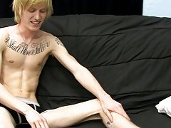 He works his sexy brawny body as this guy jerks off until he cums gay anal hardcore twink at Boy Crush!