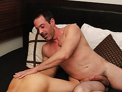 White men gay pic and bathing dick boy at Bang Me Sugar Daddy