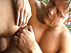 Not quite ideal but the same hell of a expert bareback ride gay outdoor sex vids