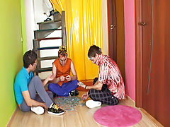 Gay group sex xxx and free gay man sex picture group sex porn at Crazy Party Boys