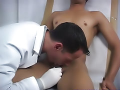 Twink ass stretched dripping cum and sweet...