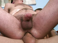 Young gay rough blowjobs and gay anal exam video free
