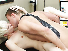 Naked blond hair big dick men and blonde hair big dick pic at My Gay Boss