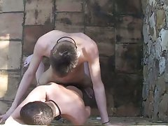 Young first raw anal and blond twinks...
