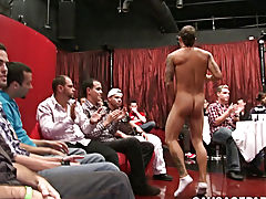 Gay twink college sex and hardcore gangbang gay pics at Sausage Party