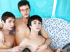 They finish off with three hot cumshots while getting fucked gay twink gallery