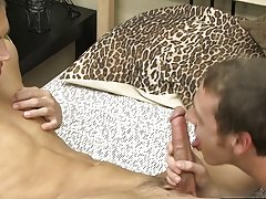 Young guy cums in his pants and twink first handjob cum at Boy Crush!