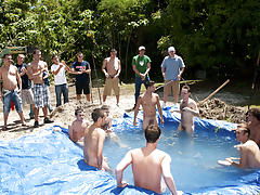 I mean its not embarrassing enough playing exposed in a naughty fake pool promo code blue man groups