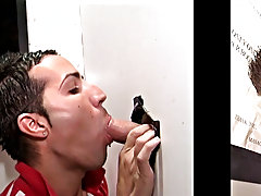 Teen boy first time blowjob