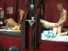 Group masturbation guys and men shirtless therapy group at Sausage Party