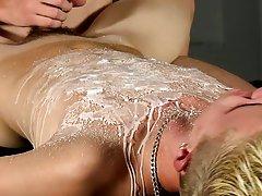 German gay bondage and free gay bondage clip - Boy Napped!