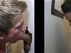 Old gay giving blowjob to drunk and guys getting blowjobs cumming loudly