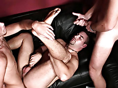 Curiosity brings out the desires in his fruity little mind gay group sex videos