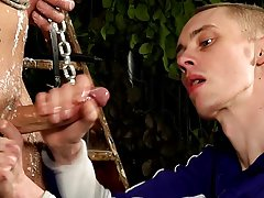 Client sucking gay escort blowjob and gay sex boys huge cocks naked men orgy fetish - Boy Napped!