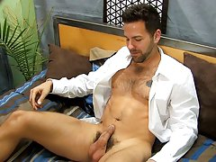 Two friend gay boys in touch in film and young boy gay kissing at I'm Your Boy Toy