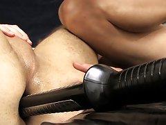 Teen boys gay bondage