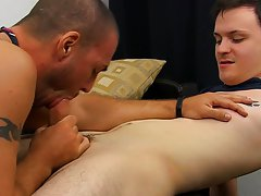 Gorgeous blonde butt riding her man and just boy anal pic at My Gay Boss