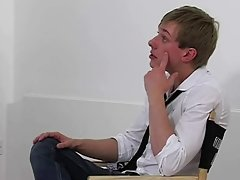 Young gay group sex and gay oral group sex...