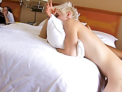 Jerking each other off at a public urinal videos and boy sex boy in europe at Bang Me Sugar Daddy