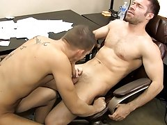 Poor Tristan Jaxx is stuck helping, but he knows how to guarantee them both a big return gay bears las vegas at My Gay Boss