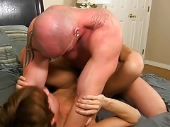 Hardcore gay masturbating and gay rough hardcore sex at Bang Me Sugar Daddy