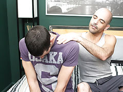 Young boy anal hole and male to male cool fucking at My Husband Is Gay