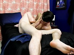 Young gay boys xxx fucking movies and fucking sex on bed picture