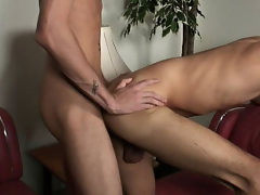 Interracial gay doctor sex movies and hung...