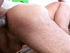 So this guy got his ass swelled up gay amateur interracial videos